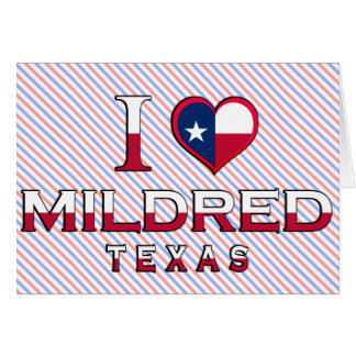 Mildred, Texas Cards