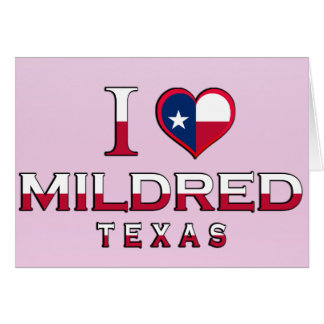 Mildred, Texas Greeting Cards