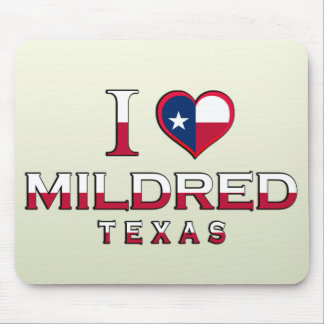 Mildred, Texas Mouse Pads