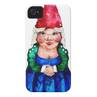 Mildred the gnome iPhone 4 Case-Mate cases
