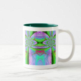Mildred Two-Tone Mug