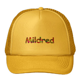 Mildred's accessories cap
