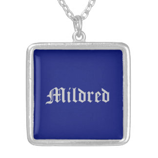 Mildred's jewelry