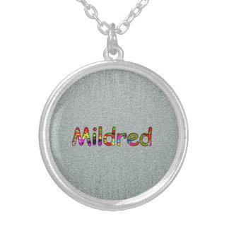 Mildred's pendant