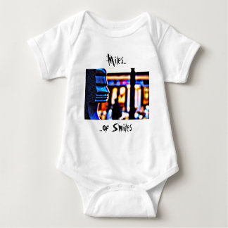 Miles of Smiles - Paris Baby Bodysuit