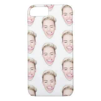Miley cyrus tongueface iPhone 7 case