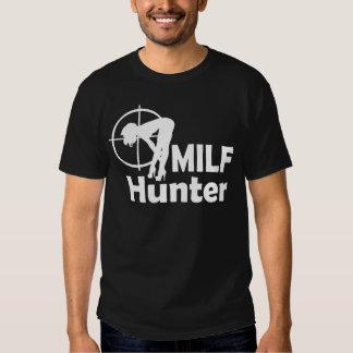MILF Hunter (white text) Tshirt