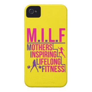 MILF - Mothers Inspiring Lifelong Fitness iPhone 4 Covers