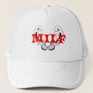 MILF -- T-Shirt Trucker Hat
