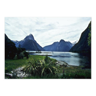 Milford Sound, Fiordland National Park Personalized Invite
