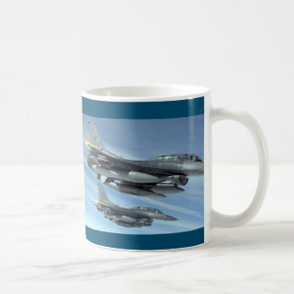 Military aircraft coffee mug
