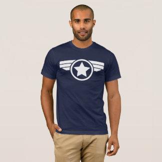 Military America Star T-Shirt