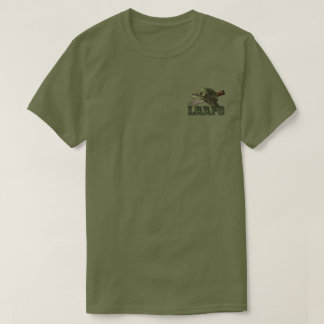 Military Army Navy Air Force Marines LRRPS Recon T-Shirt