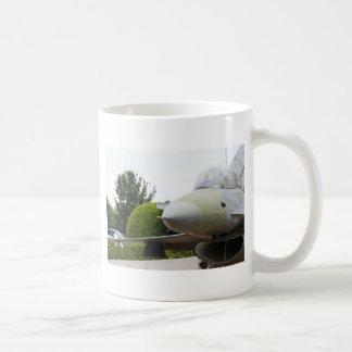 Military Basic White Mug