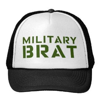 Military Brat Cap