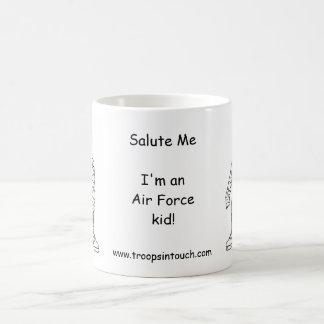 Military Brat(tm) Air Force kid mug
