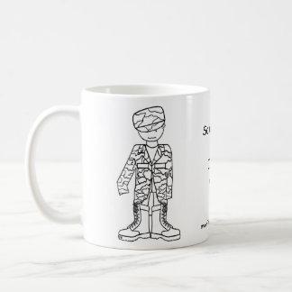 Military Brat (tm) Army Kid mug