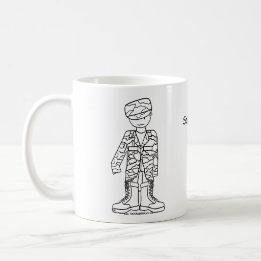 Military Brat(tm) Navy Kid mug