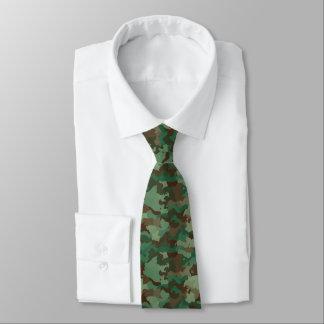 Military Camo 1 Tie