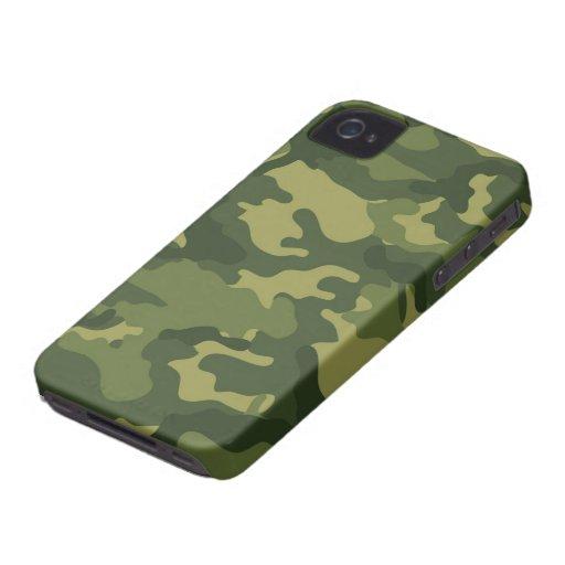 Military Camo Pattern Case-Mate iPhone 4 Case