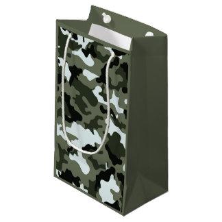 Military Camo Small Gift Bag
