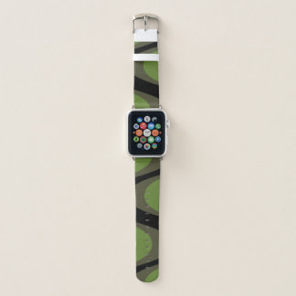 Military Camouflage Apple Watch Band