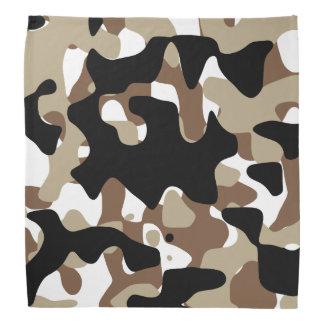 Military Camouflage Pattern Bandana