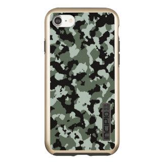 Military Camouflage Pattern | Green Camo Incipio DualPro Shine iPhone 8/7 Case