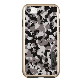 Military Camouflage Pattern | Grey Camo Incipio DualPro Shine iPhone 8/7 Case