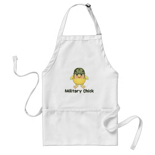 Military Chicks Aprons