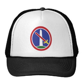 Military District Washington Cap