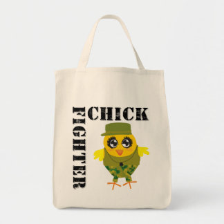 Military Fighter Chick Bag
