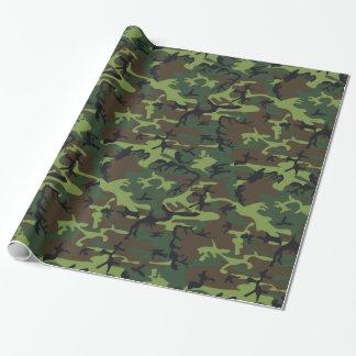 Military Green Camo