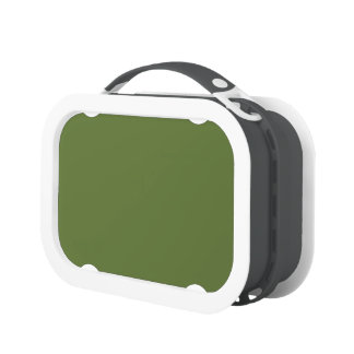 Military Green color Yubo Lunchbox