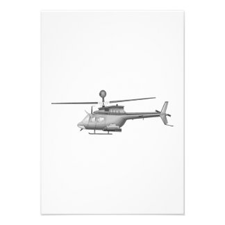 Military Helicopter Custom Announcements