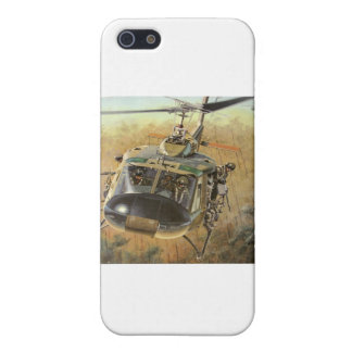 Military Helicopter iPhone 5/5S Case