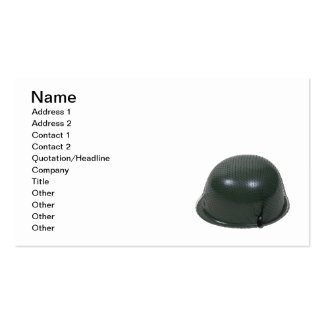 Military Helmet Netting Pack Of Standard Business Cards