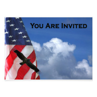 Military Homecoming Party Invitation