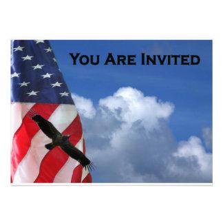 Military Homecoming Party Invitation
