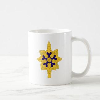 Military Intelligence Insignia Coffee Mug