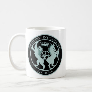 Military Intelligence section 6 Coffee Mug