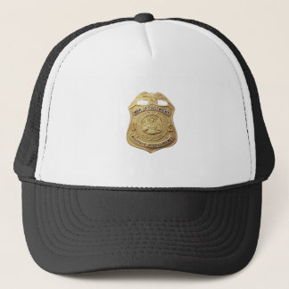 Military Intelligence Trucker Hat