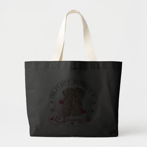 Military Issued Sweetheart Bag