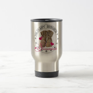 Military Issued Sweetheart Mugs