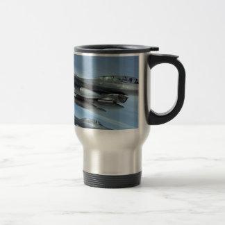 military jet travel mug