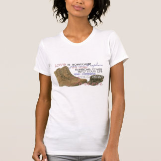 Military Love is Different T-Shirt