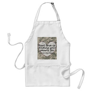 Military Love Standard Apron