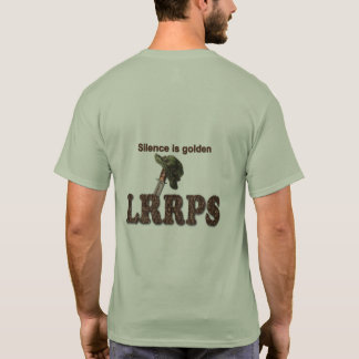 Military LRRPS Air Force Army Marines Navy T-Shirt