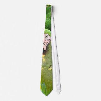 Military Macaw Tie