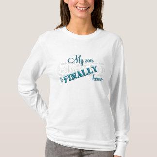 Military Mom-Homecoming shirt